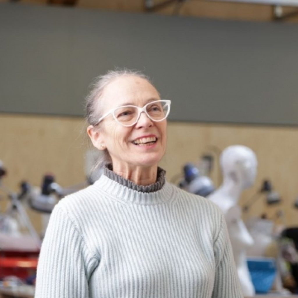 Caroline Broadhead on 10 years at Central Saint Martins and her love of jewellery and collaboration