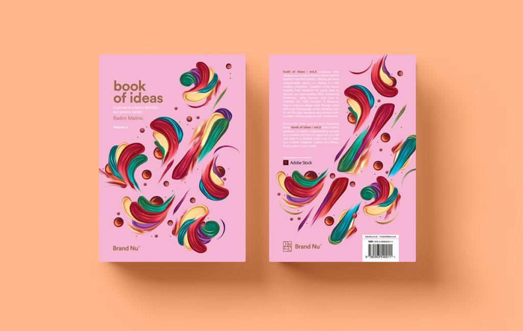 Book of Ideas Volume 2 by Brand Nu Studio