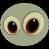 mascota galápagos diseño visual